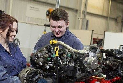 OUR APPRENTICESHIPS image