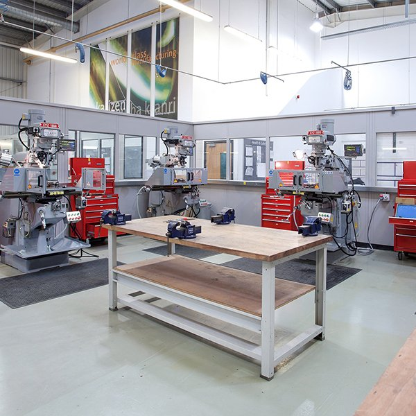 Skills Academy for Automotive Engineering, Manufacturing and Logistics image